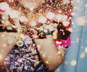 glitter, photography, and sparkle image