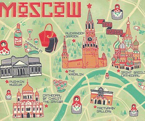 moscow, picture, and russia image