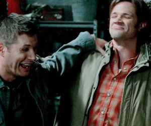 dean, laugh, and funny image