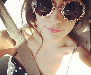 girl, sunglasses, and bethany mota image