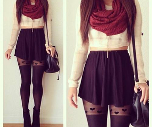girls, outfit, and love it image