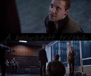 eric, insurgent, and four image