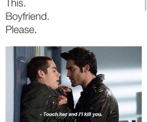 boyfriend, teen wolf, and stiles image