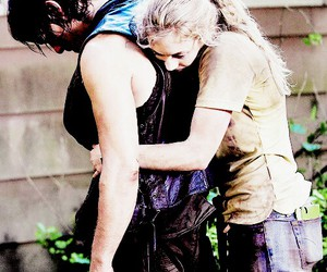 the walking dead, beth, and daryl image