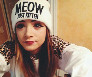 meow and chrissy costanza image