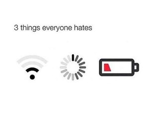 hate, phone, and true image