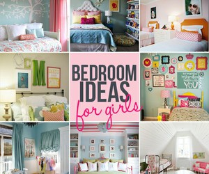 bedroom, ideas, and girls image