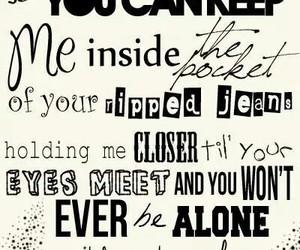 ed sheeran, beautiful, and forever image