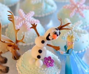 birthday, blue, and christmas image