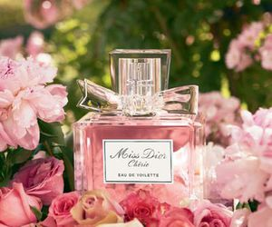 Christian Dior, fragrance, and miss dior image