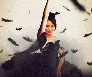 the hunger games, Jennifer Lawrence, and katniss image