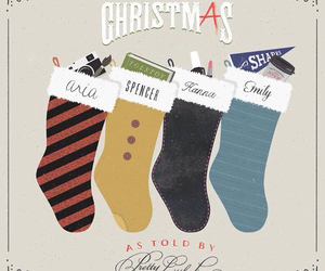 christmas, spencer, and pll image