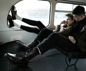 dr martens, couple, and Ash Stymest image