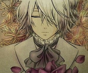pandora hearts and xerxes break image