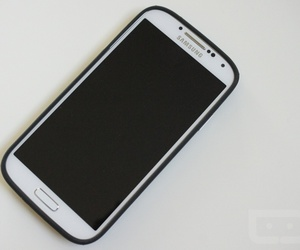 galaxy, phone, and samsung image