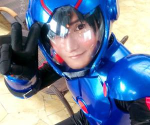 cosplay, disney, and big hero 6 image