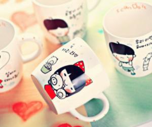 cute, mug, and cup image