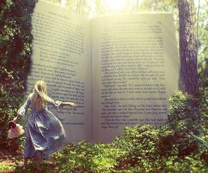 book, fantasy, and fairytale image