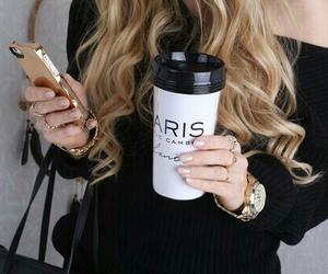 fashion, paris, and iphone image