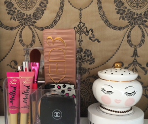 beauty, chanel, and decoration image