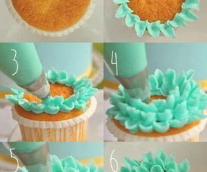 cake, cupcake, and diy image
