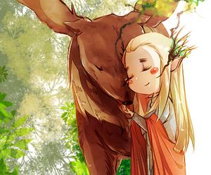 thranduil and the hobbit image