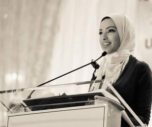 dress, hijeb, and muslim image