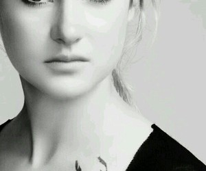 divergent and girl image