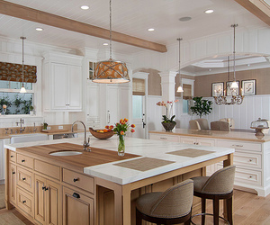 design, kitchen, and luxury house image