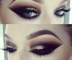blue eyes, perfection, and eyes image