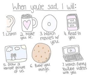 sad and happy image