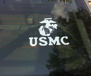 proud, USMC, and marine corps image