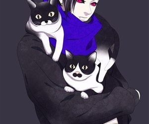 uta, tokyo ghoul, and tokyo kushu image