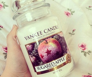 candle, yankee candle, and yankee image