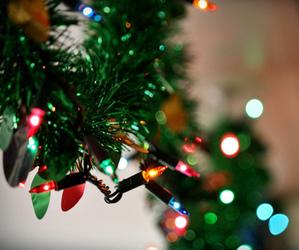 christmas, house, and winter image