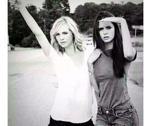friendship, thevampirediaries, and ninadobrev image