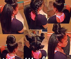 hair and vixen sew in image