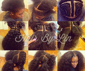 vixen sew in and mylove image