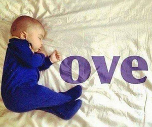 amour, love, and baby image