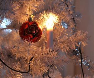 beautiful, christmas, and decoration image