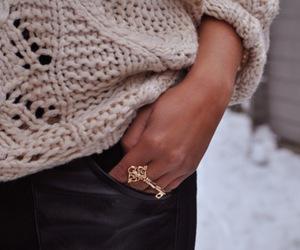 fashion, ring, and key image