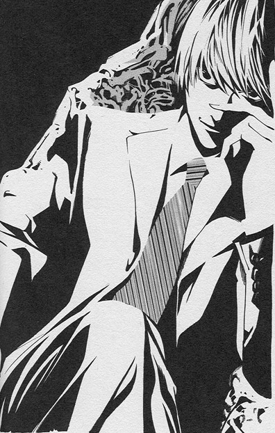 Death Note Kira And Anime Image
