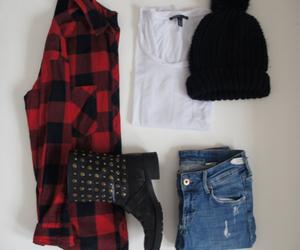 blogger, fashion, and snow image