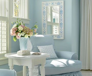 blue and pastel image