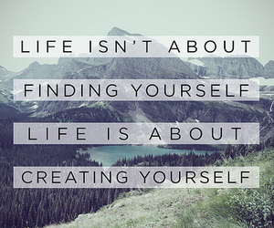 life, quote, and create image