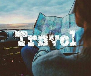 travel and love image
