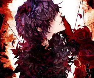 ib, anime boy, and anime art image