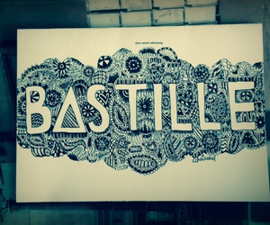bastille and draw image