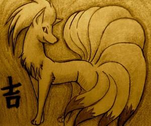 pokemon and nine tales image