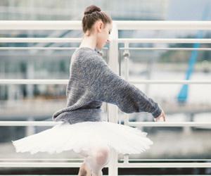 ballerina, ballet, and inspire image